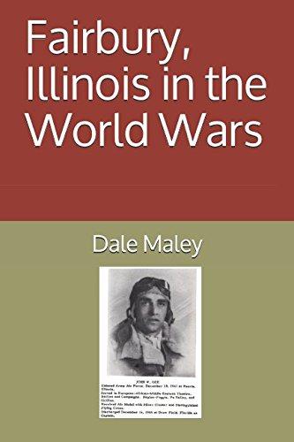 Fairbury, Illinois in the World Wars