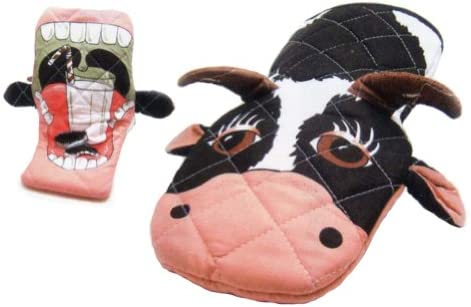 zak Oven Mitt Cow