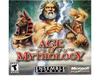 Age of Mythology 2 disc set by Microsoft Games Studios