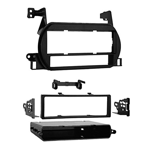 - Metra 99-7418 Installation Kit for 2002-2004 Nissan Altima Vehicles -Black