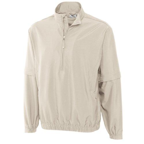 Zip Convertible Windshirt - 1
