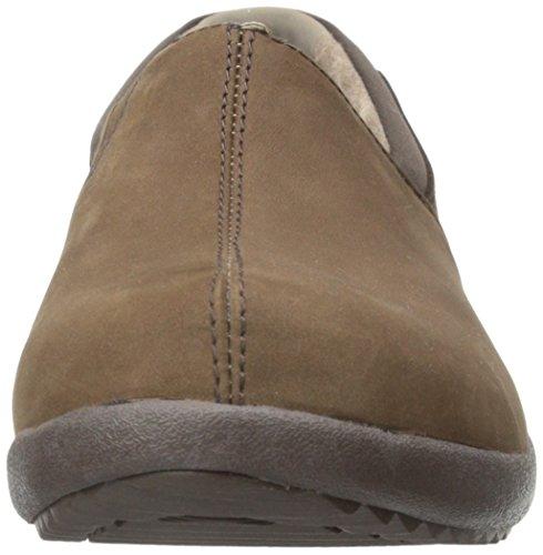 Skechers Savor-singulär Slip-on Loafer Chocolate Suede