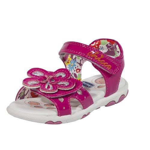 Chicco Schuhe Chiara 01049550000 Mädchen Sandalen Pink (fuchsia patent pu 150)
