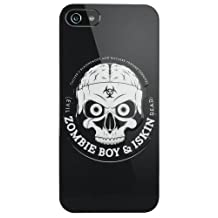 iSkin Zombie Boy Collection Case for iPhone 5/5S - Retail Packaging - Skull