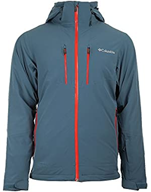 Columbia Men's Millennium Blur Jacket 1625042429 Everblue