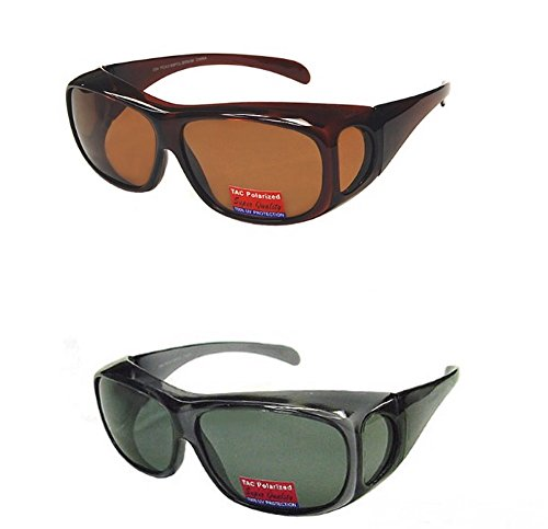2 Pair Polarized Fit Over Size Large - ()