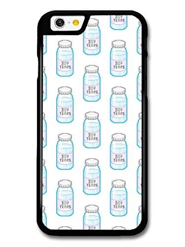 Boy Tears Pixel Art Design Pattern case for iPhone 6 6S