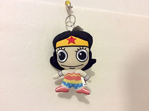 six-flags-magic-mountain-dc-wonder-woman-plush-keyring-keychain