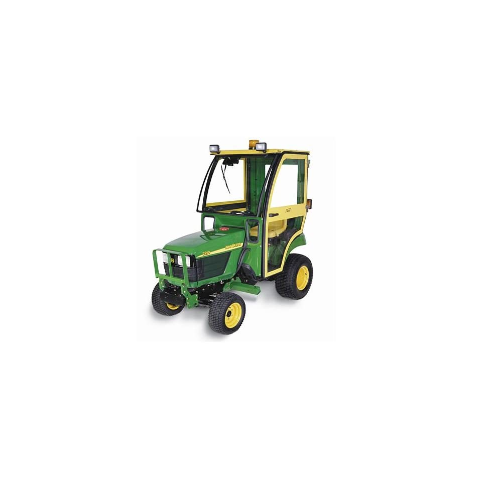 John Deere Compact Tractor 2305/2210 Series Hard Sided Deluxe Cab. 1JD2305AS Automotive