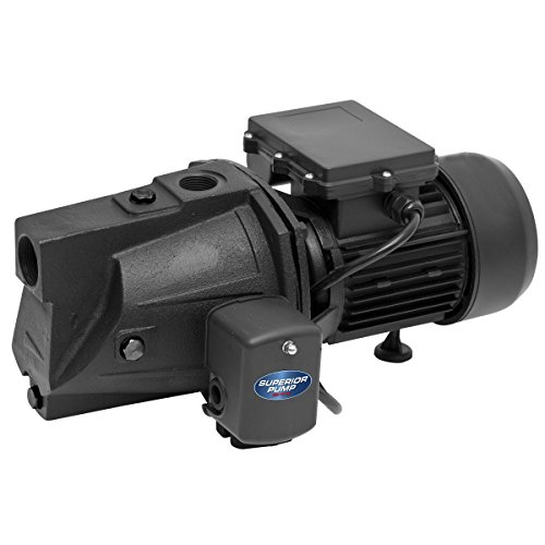 Superior Pump 94705 3/4 HP Shallow Well Jet Pump by Superior Pump