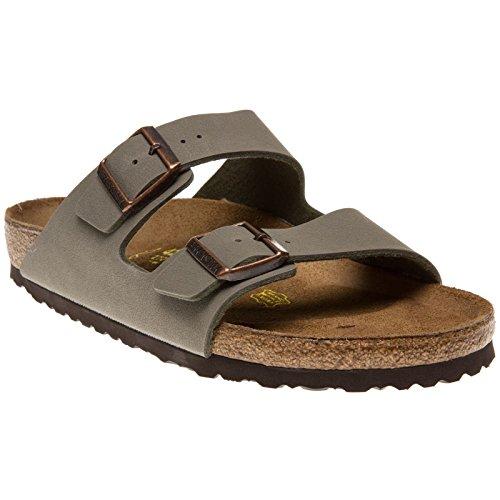 ccc48c1d3ba00 Birkenstock Unisex Arizona Stone Sandals - 8-8.5 B(M) US Women - Buy ...