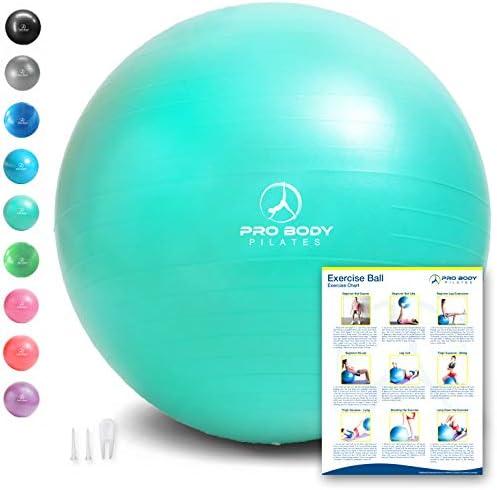 Exercise Ball Professional Anti Burst Stability product image