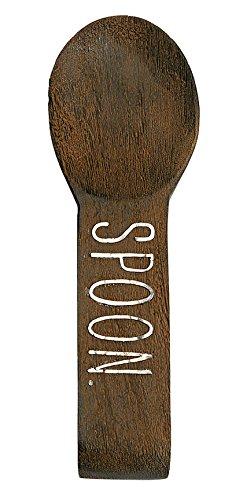 Mud Pie 4134000S Wooden Spoon