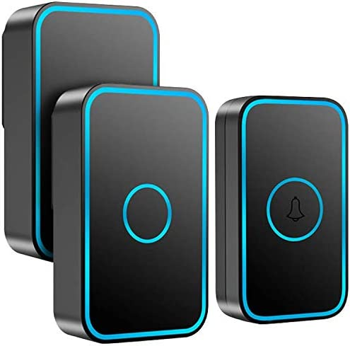 Amazon Promo Code for Wireless Doorbell with 2 Receivers