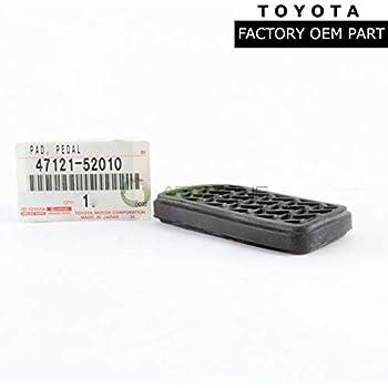 Toyota Prius Sienna Tacoma Brake Pedal Pad Genuine Parts 47121-52010