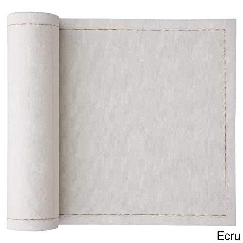 (Mydrap Cotton Luncheon Napkin - 8.0 in - 25 Units per roll - 8 x 8 Ecru)