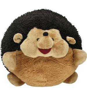 Squishable Hedgehog Plush - 15 inch