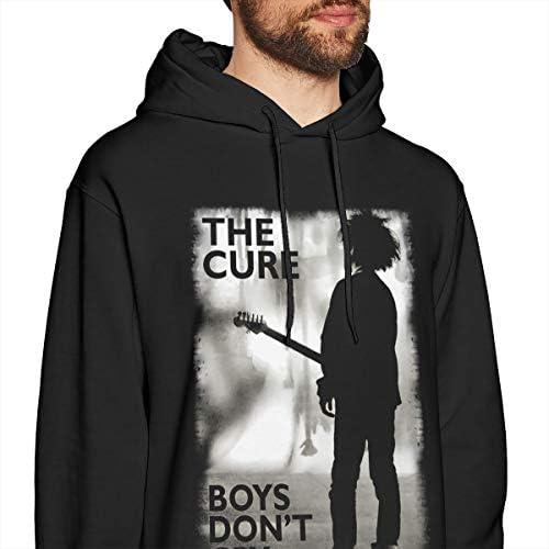 The cure boys don /'t cry sweat à capuche sweat à capuche petit nouveau officiel robert smith