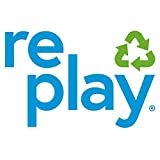 Re-Play Made in USA 3pk Plates with Deep Sides