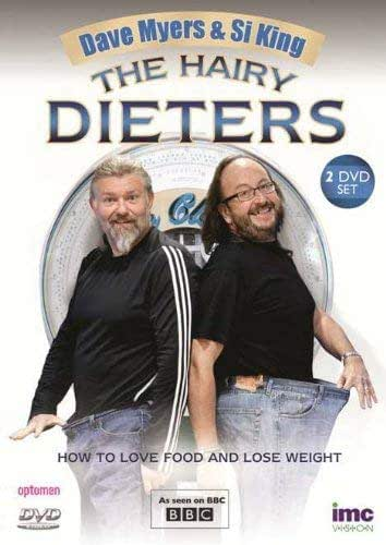 The Hairy Dieters (Hairy Bikers) - How to Love Food and Lose Weight - Dave Myers & Si King - As Seen on BBC2