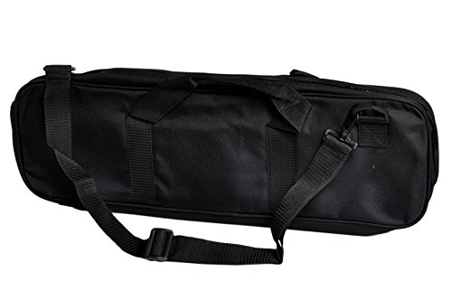 The House of Staunton Deluxe Chess Bag - Black