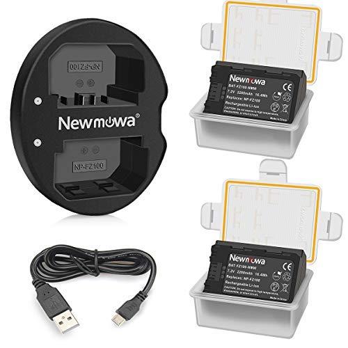 Newmowa NP-FZ100 互換バッテリー