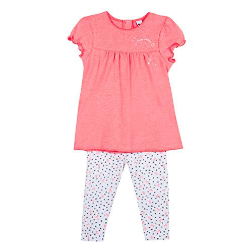 tropical 3 352 Manzanas Pink Baby Set rosa Girl Hfpwp7