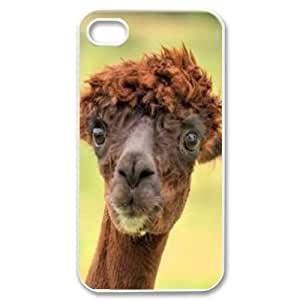 Custom Colorful For HTC One M9 Case Cover Alpaca For HTC One M9 Case Cover - HL-515038