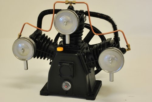 (5 HP Air Compressor Pump, 1-Stage, Model APP3Y0518S by EMAX Air Compressor)
