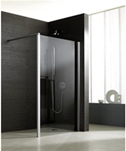 Mampara de ducha fija Reversible Jazz, para receptores de 90 cm ...