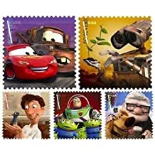 Send a Hello - Lightning McQuee, Ratatouille, Buzz Lightyear Sheet of 20 Stamps by USPS