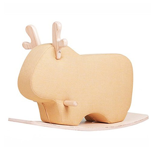 [Design Yoons]HIZOO Rocker Animal Deer Craftsman Toy Furniture by Design Yoons