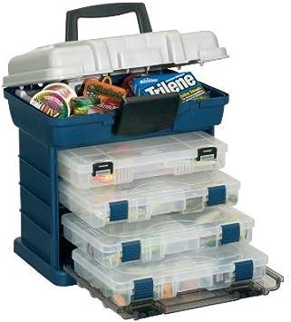 Plano 1364 4 por sistema de estanterías 3650 tamaño caja de aparejos: Amazon.es: Deportes y aire libre