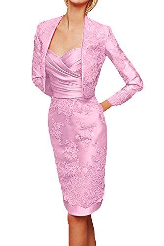 Estuche Rosa mujer Vestido Topkleider para 5B6Iq