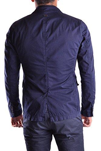 Bikkembergs Homme MCBI042067O Bleu Coton Blazer