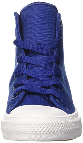 Converse Chuck Taylor All Star Glitter Sneakers Alte In Sodalite Blu / Bianco / Blu Scuro