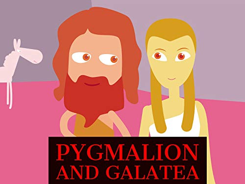 Pygmalion and Galatea]()