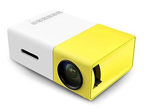 Amazon.com: Lumi mini proyector LCD proyector: Electronics