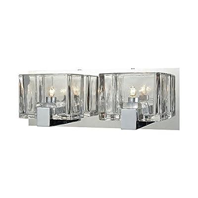 Elk Lighting 11961/2 Vanity fixtures, Chrome