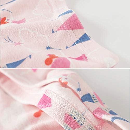 LHKJ 6 Pack Little Girls Knickers Cotton Boxer Briefs Underwear Size 2-3 Years