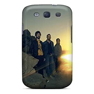 Faddish Phone Linkin Park In The Sunset Case For Galaxy S3 / Perfect Case Cover