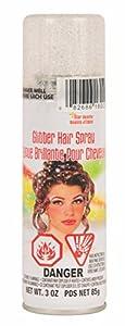 Rubie's Glitter Hairspray, Silver