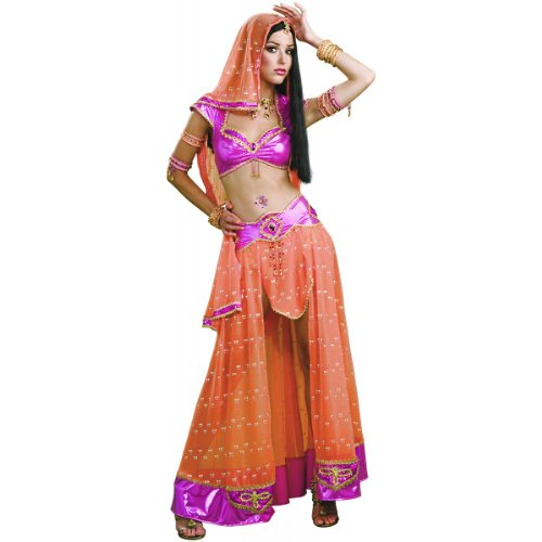 [Bollywood Dancer Costume - Small - Dress Size] (Bollywood Costumes For Men)