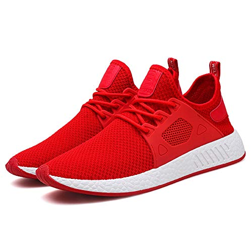 Fitness Casual Athlétique Gym Red1 Sneakers Mode De Course Chaussures Outdoor Sports Femme Hommes Basket Riou PqOwzz