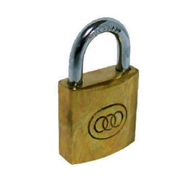 with 5 Keys Mentalism Magic Trick Wonder Lock Crook Lock