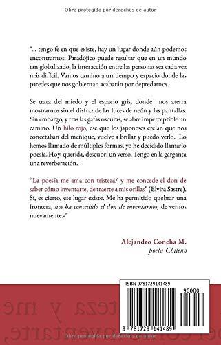 Hilos Rojos antología internacional de poetas juveniles ...