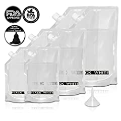 BLACK & WHITE LABEL COMPANY PREMIUM PLASTIC FLASK CRUISE LIQUOR KIT   Looking to better your chances of carrying your liquor wherever you go without drawing unwanted attention? Would you like a cruise kit that not only discreetly carries ...