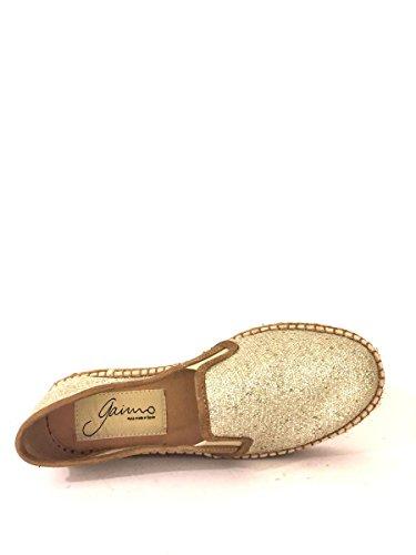 Gaimo Women's Gold Flats Gaimo Flats Loafer Gaimo Women's Women's Gold Loafer TxqOOnA4