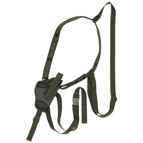 (Fox Outdoor Products Tactical Small Arms Shoulder Holster, Olive Drab, 4