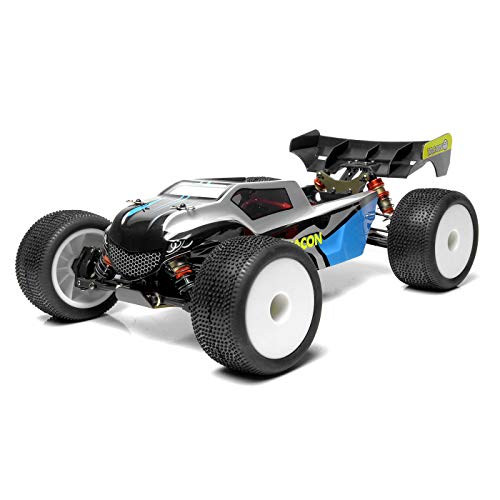 1/14th Tacon Bulwalk Buggy Brushless Ready to Run RC Remote Control Radio Car (Blue)